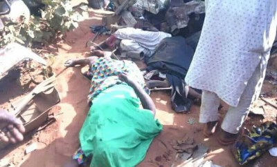Fatal Accident In Niger State