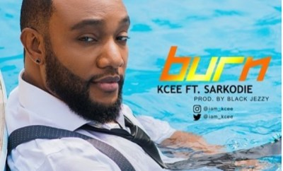 Kcee ft. Sarkodie – Burn (Prod. by BlaQ Jerzee)