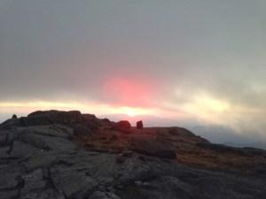 marcy sunset