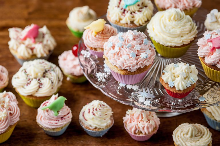Fairy Cakes Recipe Great British Chefs