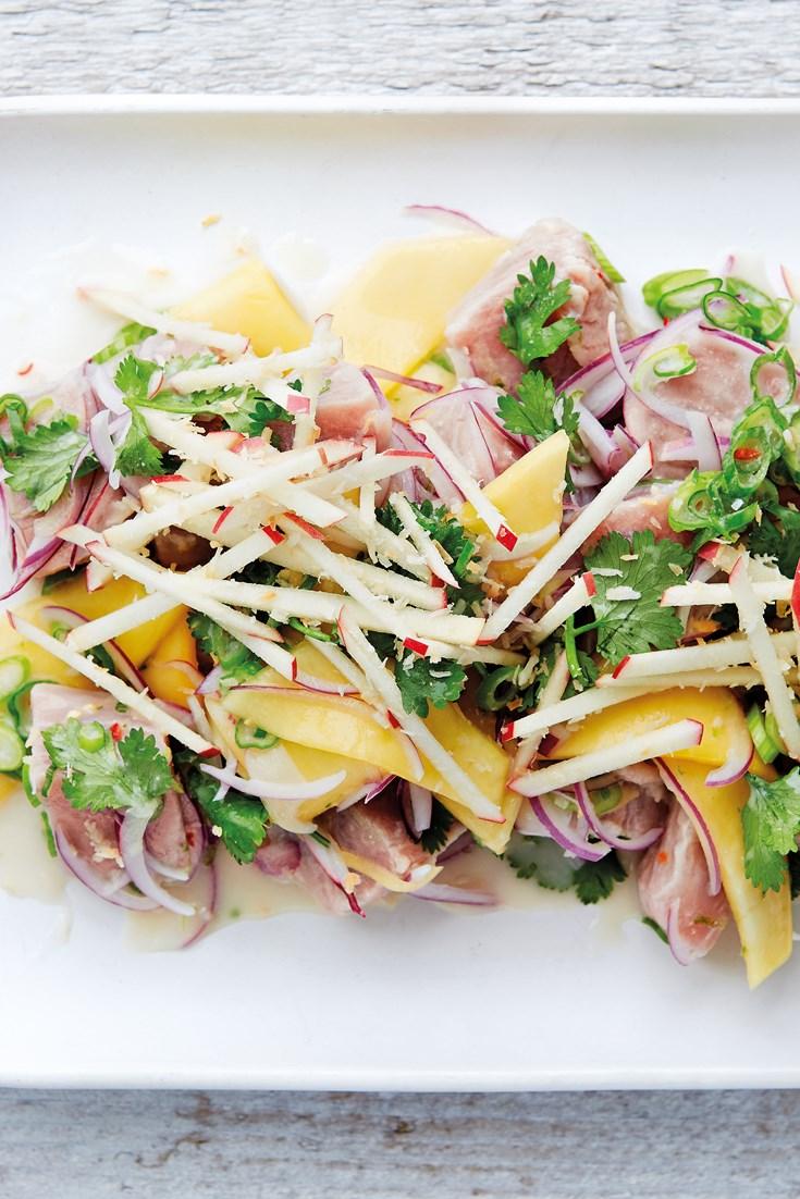 Tuna Ceviche Recipe Great British Chefs
