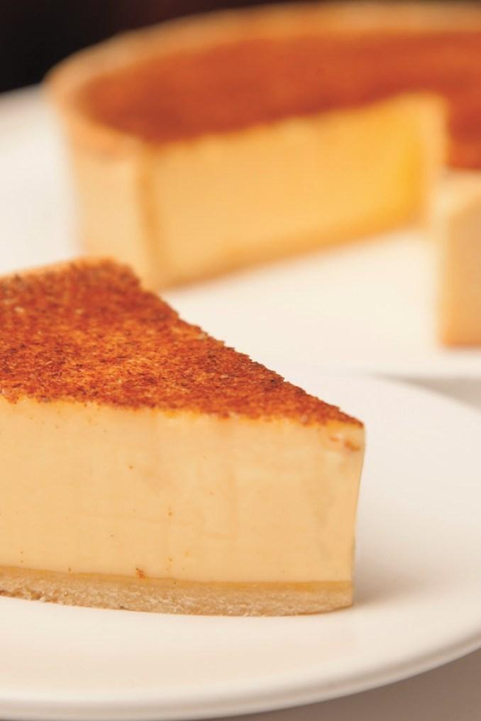 Egg Custard Tart Recipe - Great British Chefs