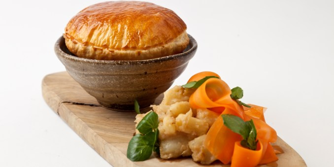 Steak and Ale Pie Recipe - Great British Chefs