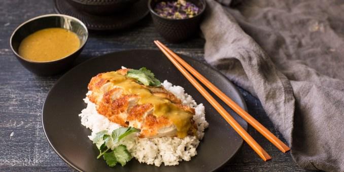 Chicken Katsu Curry Recipe - Great British Chefs