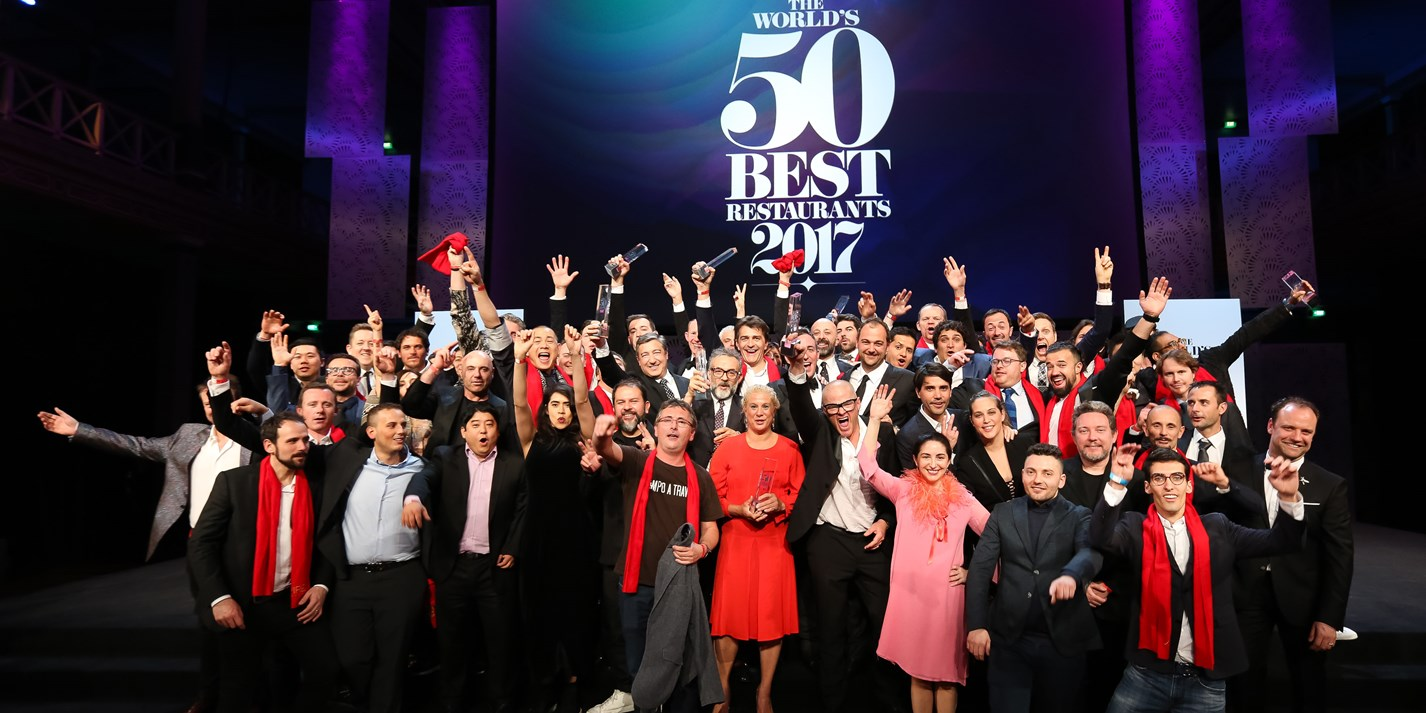 The World's 50 Best Restaurants 2017 Results  Great