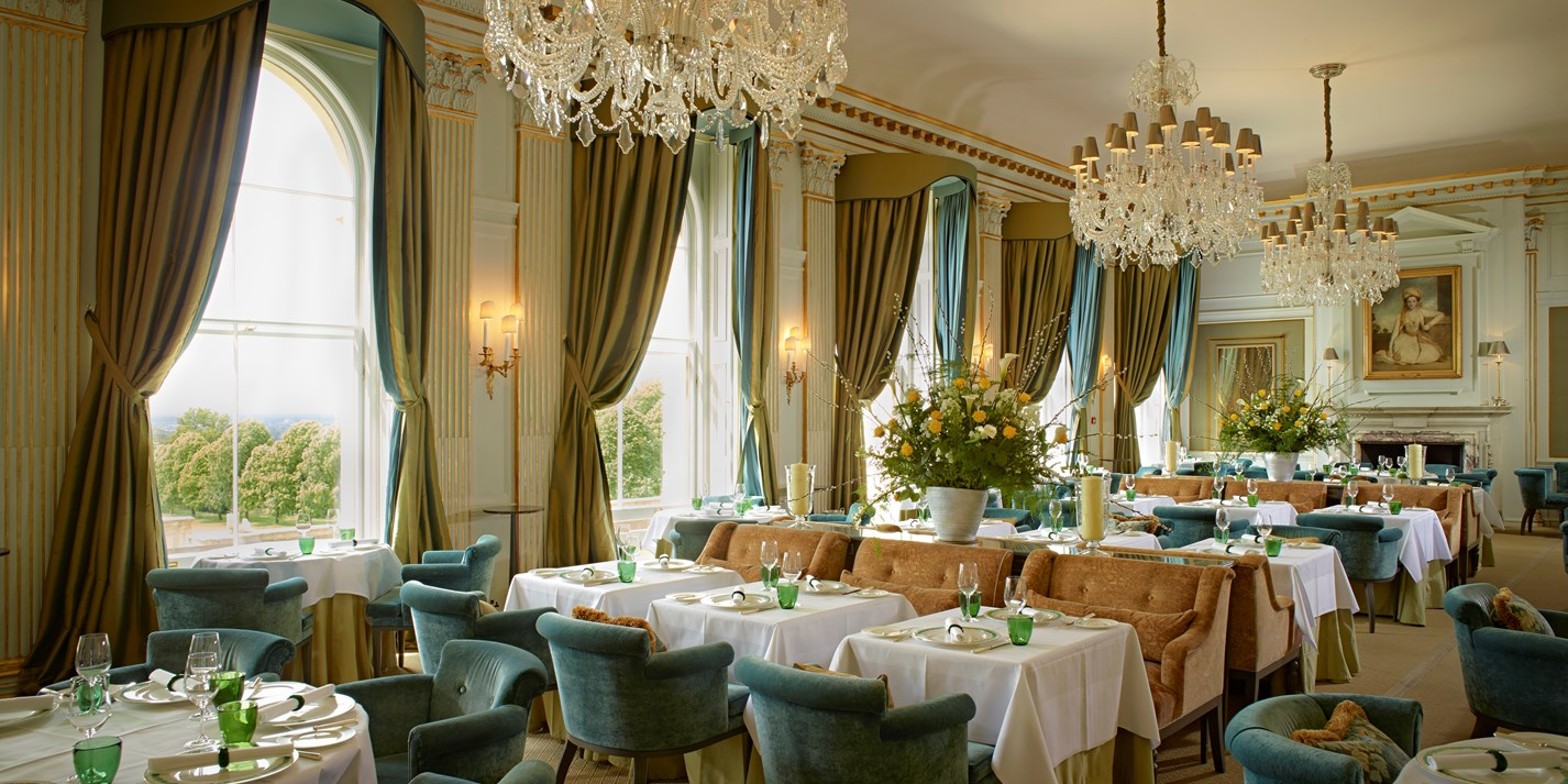 5 of the UKs Most Luxurious Restaurants  Great British Chefs