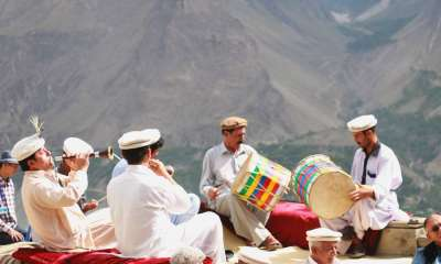 Ginani Festial - Hunza traditional band