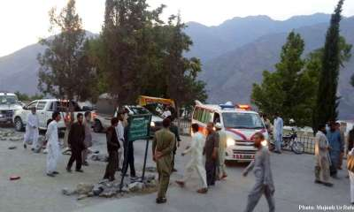 Babusar Pass Accident