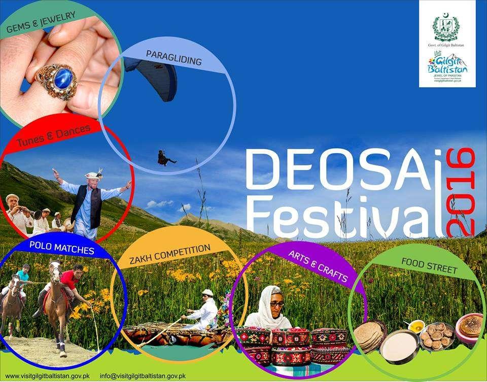 Deosai Festival 2016