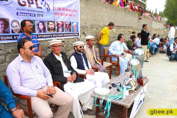 GBLA Deputy Speaker Jafar Ullah