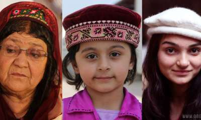 Gilgit-Baltistan Traditional Cap Day