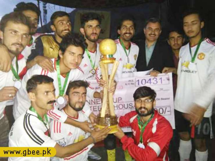 Wahdat Eleven Wins Hunza Premier League 2016
