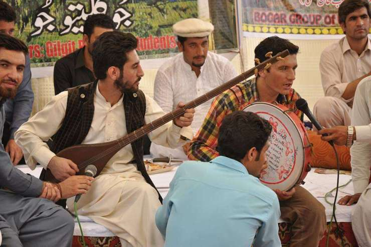 Gilgit-Baltistan Cultural Show Held at Karachi University During Student Week