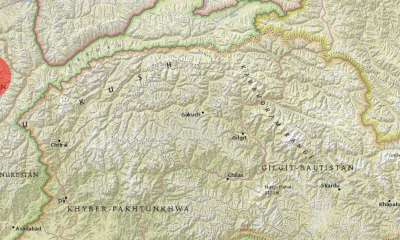 earthquake jolts Gilgit-Baltistan