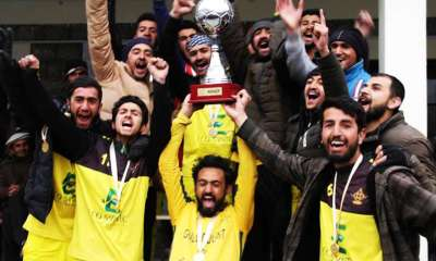 Gulmit Young Star Club Green FC wins Gojal Champions League 2018