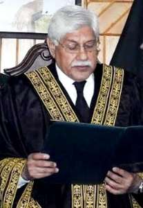 Chief Judge GB Appellate Court Rana Muhammad Shamim