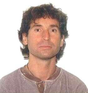 Austrian Alpinist Christian Huber
