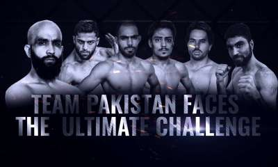 Brave 17 MMA Tournament Pakistan