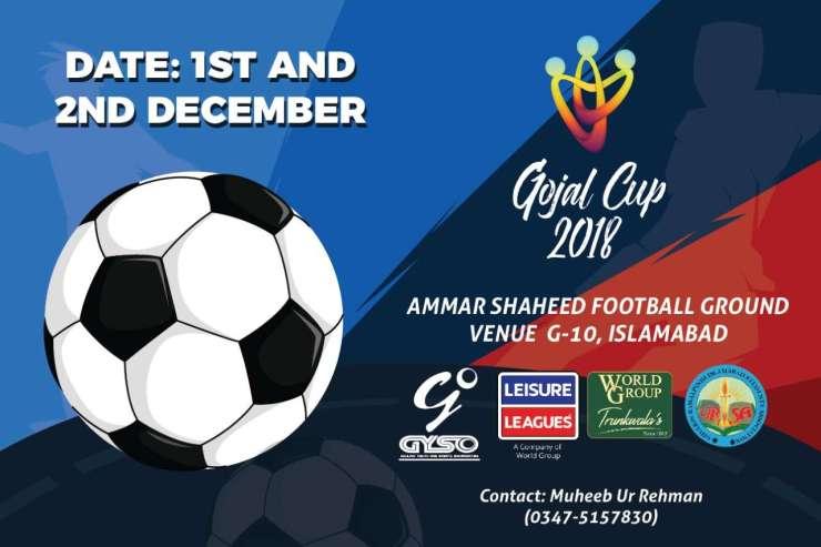 Gojal Futsal Cup 2018 Islamabad