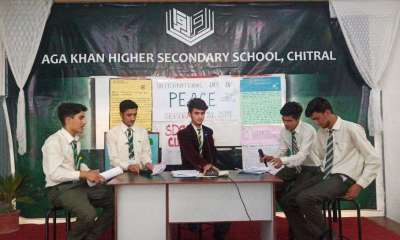 AKHSS Chitral