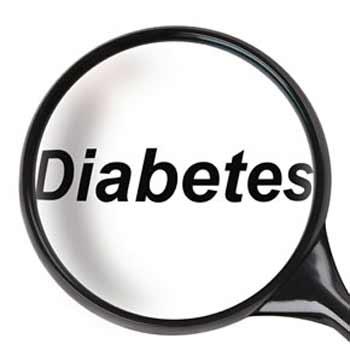 looking at diabetes