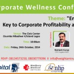 corparate wellness conference