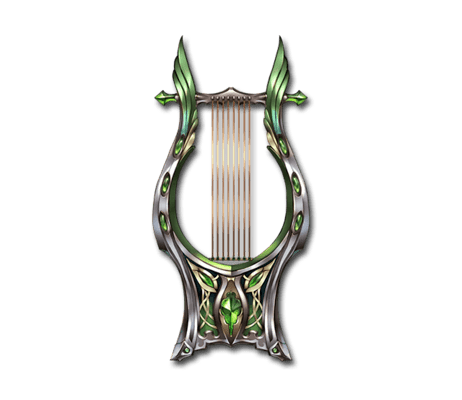harp of westerly winds