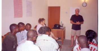 Training Session in Eket 2