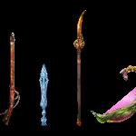 【グラブル】新四象武器はそのうち在庫増やしてくるんだろうか・・・光闇の方陣四象武器も追加されるのかな?