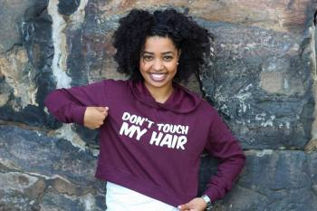 Image result for don't touch my hair