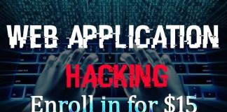 Web Application Attacks and Exploitation