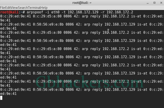 MITM attack over HTTPS connection with SSLStrip
