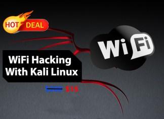 Wi-Fi Hacking