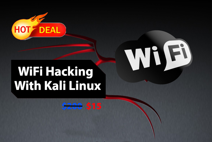 Wi-Fi Hacking  -  E5513E61EC2BB1850397E836B2CD9C94D4D04A467157BC076F pimgpsh fullsize distr - Get Wi-Fi Hacking with Kali Linux Lifetime Access Course 2017