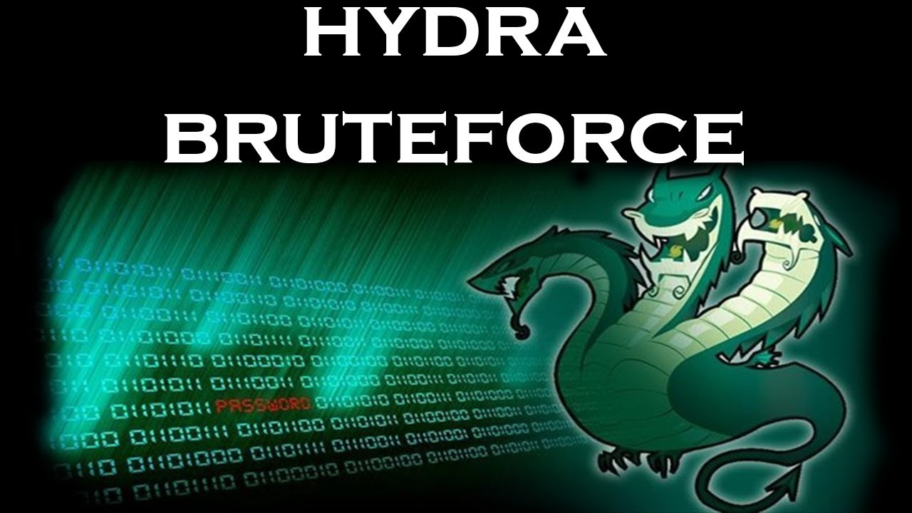 Online password Bruteforce attack with THC-Hydra Tool - Kali