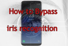 Samsung Galaxy iris recognition can be Hacked simply
