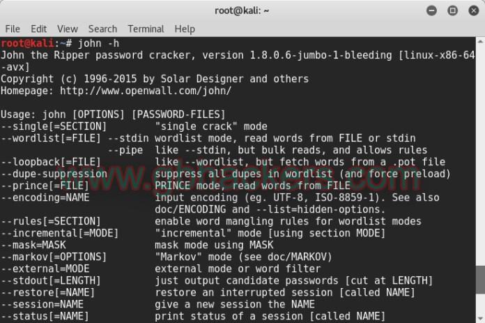 New* John the Ripper - Fastest Offline Password Cracking Tool