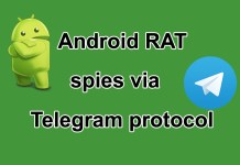 Android Remote Access Trojan (RAT) Controlled Via Telegram