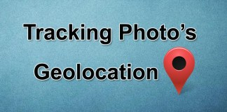 Tracking Photo's Geolocation with GPS