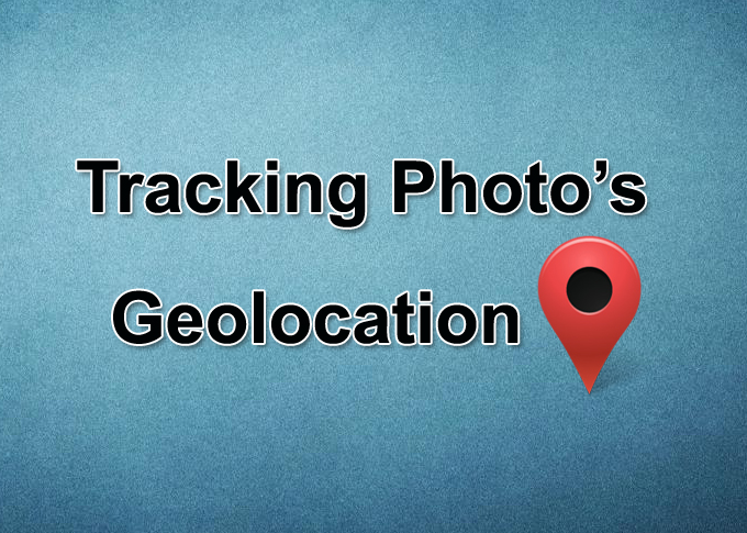 Tracking Photos