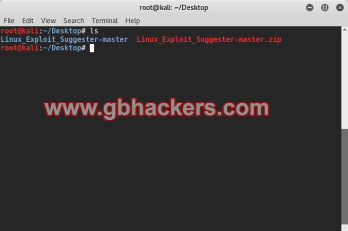 Linux Exploit Suggester -simple script to keep track of vulnerabilities  - linux1 - Linux Exploit Suggester -simple script to keep track of vulnerabilities
