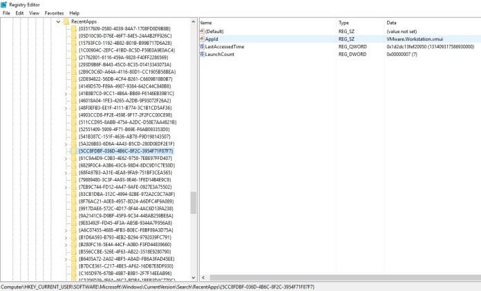 - reg7 - Windows Registry Analysis-Tracking Every activity