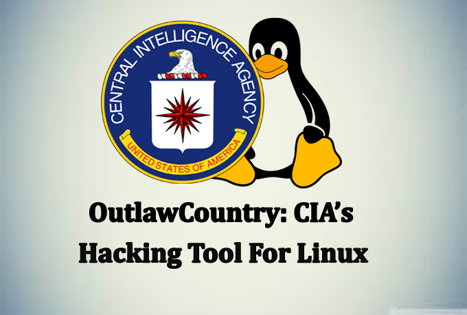 "Vault 7 Leaks : CIA Malware ""OutlawCountry"" Controls Linux Machine and Redirect the Victims Traffic into CIA Controlled Machine - WikiLeaks"