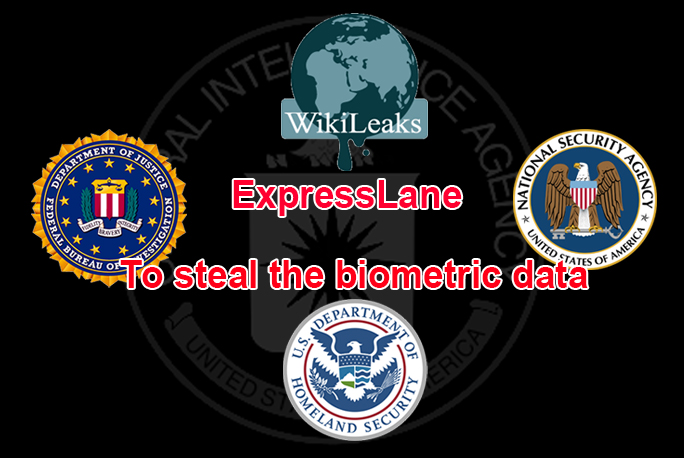"""WikiLeaks  - Expresslane CIA GBHackers - CIA Conducts Cyber Operation """"ExpressLane"""" Against Their Partners"""