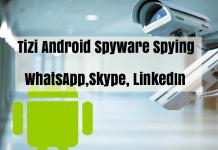 Tizi Android Spyware