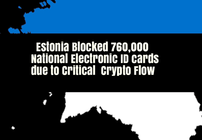 - BnTbg1509818933 - Estonia Blocked 760,000 Electronic ID cards due to Crypto Vulnerability