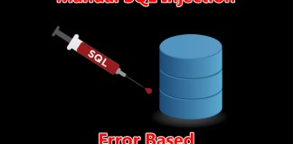 SQL Injection