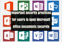 office documents