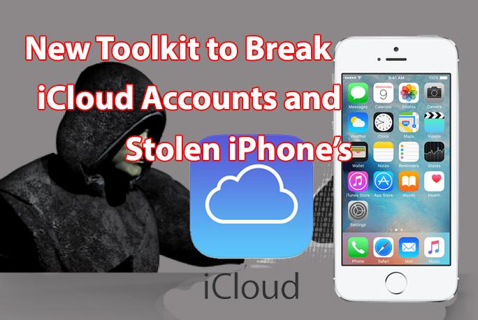 - iphone - New Tool to Break Apple iCloud Accounts to Unlock Stolen iPhone's