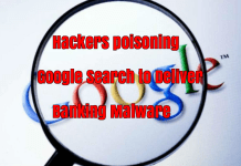poisoning the Google Search Results
